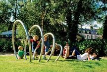 Play areas / Stuff for children to have fun with in the outdoors