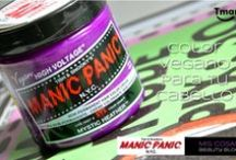 Manic Panic / Manic Panic​ & Tmart​ http://goo.gl/Rm14ic  #haircolor #manicpanic #mysticHeather #nycolor #color #hair #cabello #miscosasblog #blogger #testing #tmart