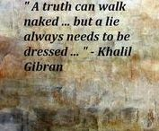 Words...KHALIL GIBRAN