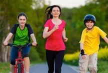 Family Health & Fitness / Hints and links for keeping families healthy and active
