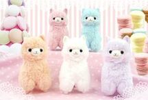 Kawaii & stuff :3 / I need cuteness in my life :3 There´s mostly Japanese cuteness in here... :) Plushes, toys, gadgets etc.