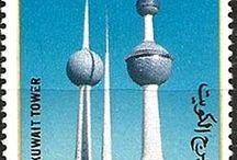 Stamps - MIDDLE EAST / Bahrain - Iraq - Iran - Israel - Jordan - Kuwait - Lebanon - Oman - Palestine - Qatar - Saudi Arabia - Syria - United Arab Emirates - Yemen