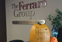 Holidays at The Ferraro Group / The Ferraro Group loves to celebrate the holidays!