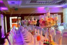 dekoracje sal / dekoracje