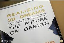Realizing 3D Dreams / L'evento dedicato alla stampa 3D e alle tecnologie per il Direct Digital Manufacturing che ha celebrato il ventennale di Energy Group. 5 novembre 2015.