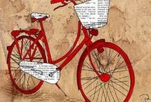BICYCLES / Nothing compares to the simple pleasure of riding a bike. – President John F. Kennedy