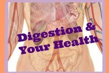 "Digestive Health / ""All disease starts in the gut"" - Hippocrates.   Articles about holistic approaches to have a healthy digestive system.  www.AuNaturaleNutrition.com"