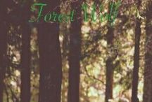 Forest Wolf (Book by Riva Lee-Smith ) / Forest Wolf is a book I am currently writing on Wattpad. On this board I will be posting pins that are interesting to the plot and story. #warewolf, #romance
