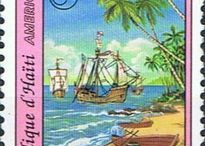 Stamps - AMERICA - NORTH / Antigua and Barbuda - Bahamas - Barbados - Belize - Canada - Costa Rica - Cuba - Dominica - Dominican Republic - El Salvador - Grenada - Guatemala - Haiti - Honduras - Jamaica - Mexico - Nicaragua - Panama - Saint Kitts and Nevis - Saint Lucia - Saint Vincent and the Grenadines - Trinidad and Tobago