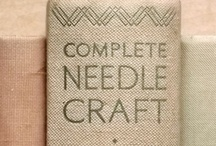 Vintage Craft Books Vintage Jewelry Craft Books Vintage Needlework Books / Vintage Craft Books from the Vintage Books Team on Etsy.  Vintage Sewing Books have moved to http://pinterest.com/VintageBookTeam/vintage-sewing-books-sewing-for-children-how-to-se/ To view more of our Vintage/Antique Books & Paper Ephemera go to http://pinterest.com/VintageBookTeam/ / by Vintage Books Team
