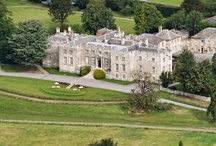Hazlewood Castle / Historic Hazlewood Castle just outside the city of Leeds, offers a truly stunning backdrop for your wedding reception, with beautifully manicured gardens, Koi carp ponds and a sweeping driveway for your grand entrance,