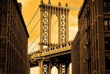 """Bridges / """"Anybody can burn a bridge, but it takes great skill to build one"""" – Keith Craft"""