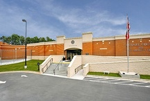 """Criminal Justice / """"Having worked with a number of contractors during my career, I can tell you that New South is truly an extraordinary company. New South truly """"went the extra mile"""" to ensure that the facility was well constructed and met our project goals.""""  Neil Warren Chief Deputy Sheriff Cobb County Sheriff's Office"""