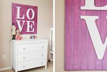 DIY: For the Walls