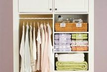 Closet Madness / Things that would be great to use/have in my closet  / by Christy Grimes