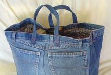 Sewing: Old Denims