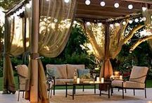Outdoor Decorating & Living / Ideas for the Yard, Porch, Patio, Garage, Entry, & Garden areas. Basically anything that goes outside to enhance our home/yard.