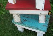 DIY: Pallet Projects / A collection of DIY projects made from Wooden Pallets.