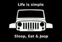 Jeep Stuffs / I LOVE my Jeep! / by Christy Grimes