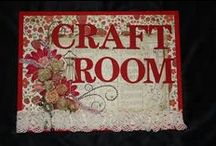 Crafts / DIY / Refinishing / Repurposing / Ideas/Tips for Do it Yourself Crafts & Refinishing or Re-purposing projects.  / by Christy Grimes