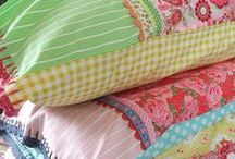 Sewing: Pillow Cases / Case Transformations