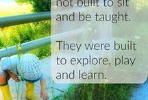 Words to live by / Quotes about parenting and children