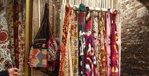 Istanbul Inspiration / Some snaps of a recent Kilim buying trip to Istanbul.