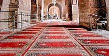 Pakistan Travel / Discover the culture, architecture and people of Pakistan as we travel round the country on buying and sourcing trips to find gorgeous, bespoke rugs and runners.