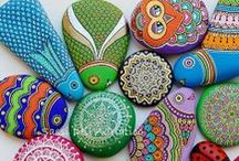 Art: Painted Rocks