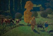 Les animaux du MuMa / Vaches, chevaux, lions... De la peinture à la sculpture, de la ferme à la forêt, découvrez les animaux qui se cachent dans les collections du musée !