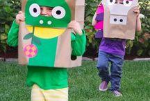 Pretend Play / Inspiring imaginative play with DIY ideas!