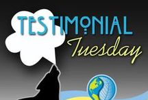 Testimonial Tuesday / Earthborn Holistic® is so grateful for all of the amazing testimonials that are being sent our way. We want to highlight some of our favorites!