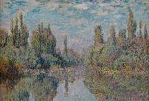 La Normandie au MuMa / La Normandie a inspiré de nombreux peintres exposés au MuMa. Découvrez leurs œuvres !