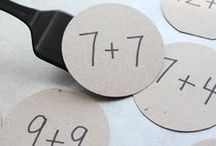 Math is fun (really!) / Playful math activities for toddlers, preschoolers and beyond