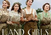 Land Girls, For Sophie's Hen. / Laura smells....