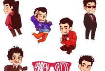Darren criss / Darren is so cute! / by Twenty One Pilots (I Follow Back)