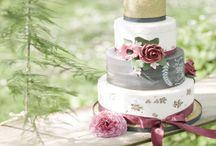 Cake design e  relacionados