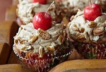 Food: Cakes and Cupcakes / Recipes