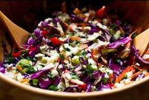 Vegan and Raw Recipes / Yummy vegan and raw salads, soups, desserts.