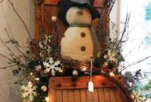 Winter / Pins that are relevant to the Winter Season Clothing, Decor, Foods, Tips, Etc...