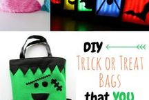 Homemade Halloween / Crafts and DIY activities to celebrate Halloween!