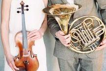 Musical Wedding Photos