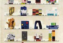 ARCHIST: Ilustraciones Arte como Arquitectura
