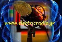 ELECTRICRADIO / www.electricradio.gr  Απολαυστε την καλυτερη ελληνικη μουσικη ολο το 24ωρο.Συντονιστειτε στο αγαπημενο μας ραδιοφωνο, Το ELECTRICRADIO αγαπα και σεβεται τους ακροατες του. Πολυ απλα με ενα κλικ στο link μας ακουτε απο καθε γωνια της Γης.. καλη σας ακροαση