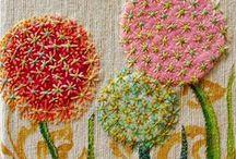 Embroidery / Hímzés