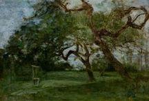 Eugène Boudin se met au vert / Découvrez la campagne, peinte par Eugène Boudin, à travers un fil conducteur : le vert.