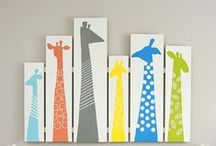 Home decor / DIY wall art and other things to personalize your home (the easy but still-cool way!)