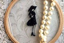 Embroideress кутюрная вышивка @T&S / Вышивка на одежде, embroideress, ручная работа, люневильская вышивка #вышивка #chanel #embroiderry #embroideress #одеждасвышивкой #люневильскаявышивка #жилет