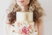 Bruidstaarten / De mooiste bruidstaarten en adresjes voor huwelijk.