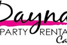 Dayna's party rentals open or enclosed photo booth / Daynas Party Rentals Photo booth open or enclosed style
